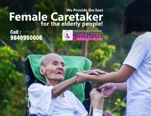 We provide the best Female Caretakers for the elderly people!