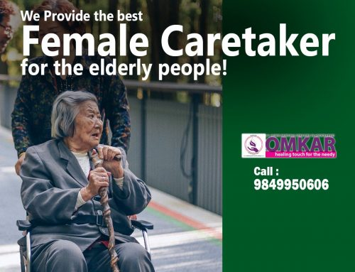 Female Caretakers for the elderly people!
