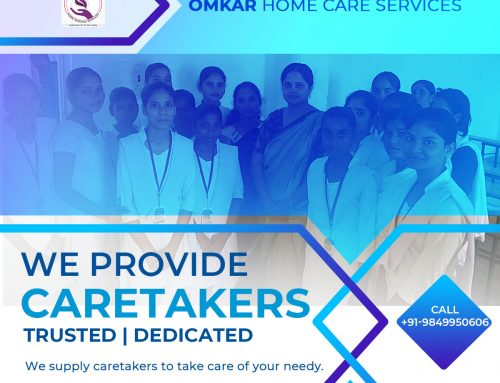 We Provide Caretakers! Trusted and Dedicated.