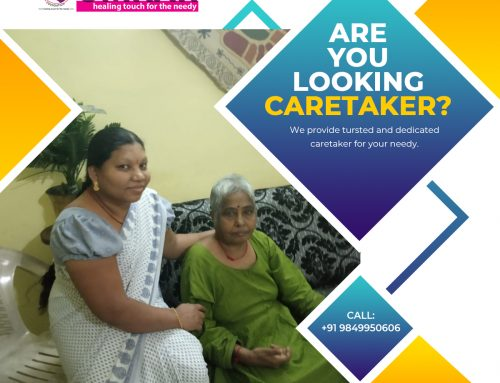 ARE YOU LOOKING CARETAKER?