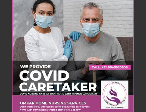 We Provide COVID Caretaker!